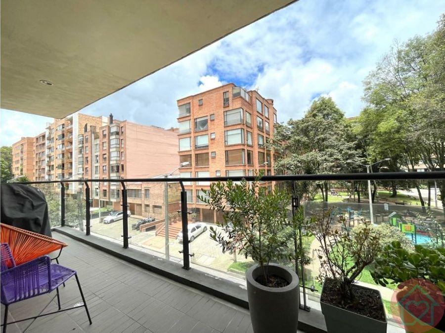 apartamento arriendo virrey balcon bogota