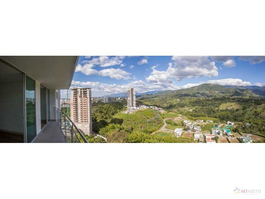 apartamento 3 alcobas 11441 m2 belmonte av centenario