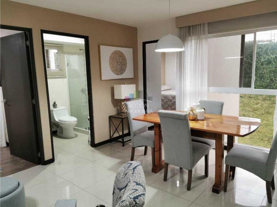 apartamento curridabat incluye linea blanca