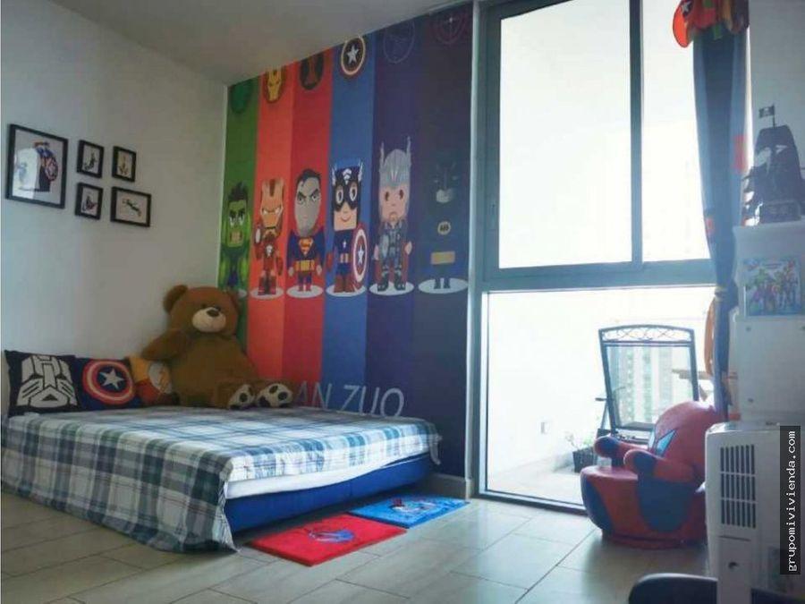 apartamento comodo en ph grand tower punta pacifica