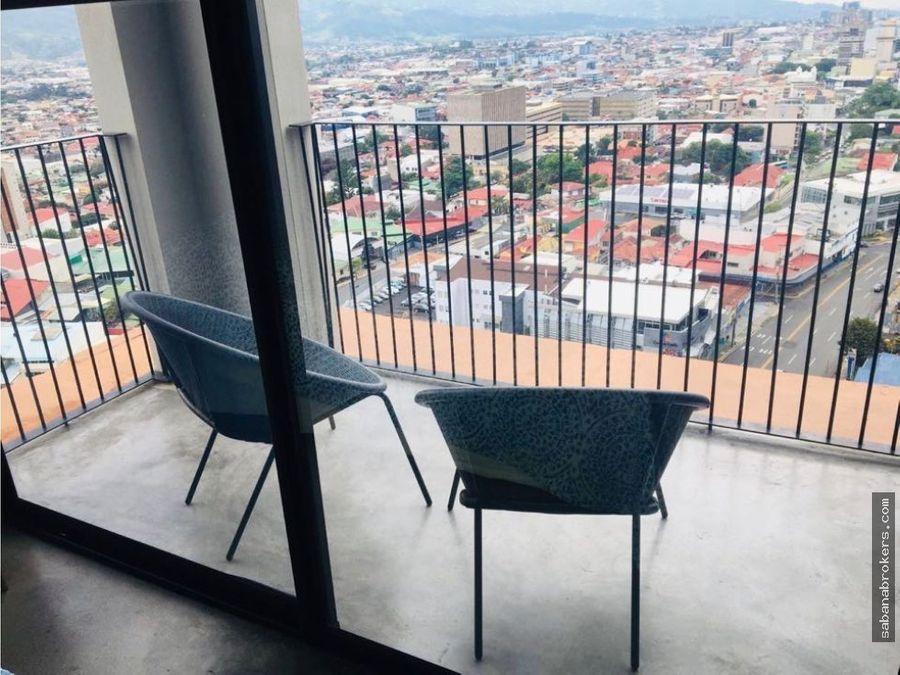 apartamento completamente equipado en escalante