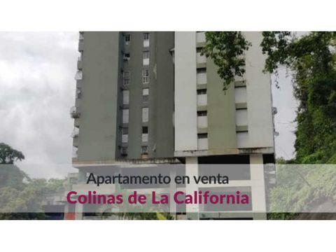 apartamento con vista al avila en colinas de la california