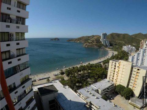apartamento con vista al mar y permiso para arriendo turistico 000