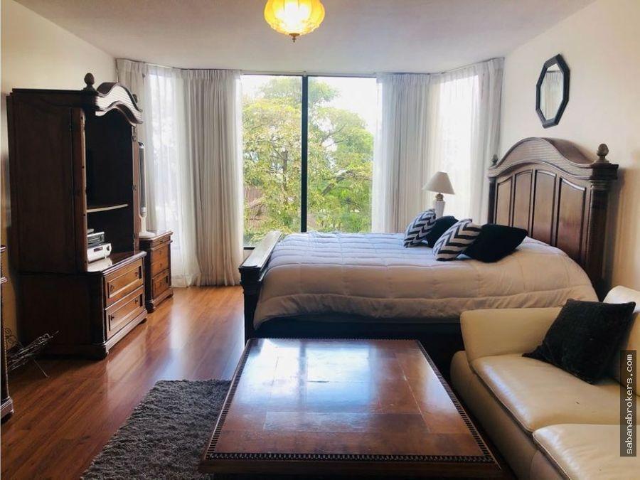 apartamento con vista en escazu