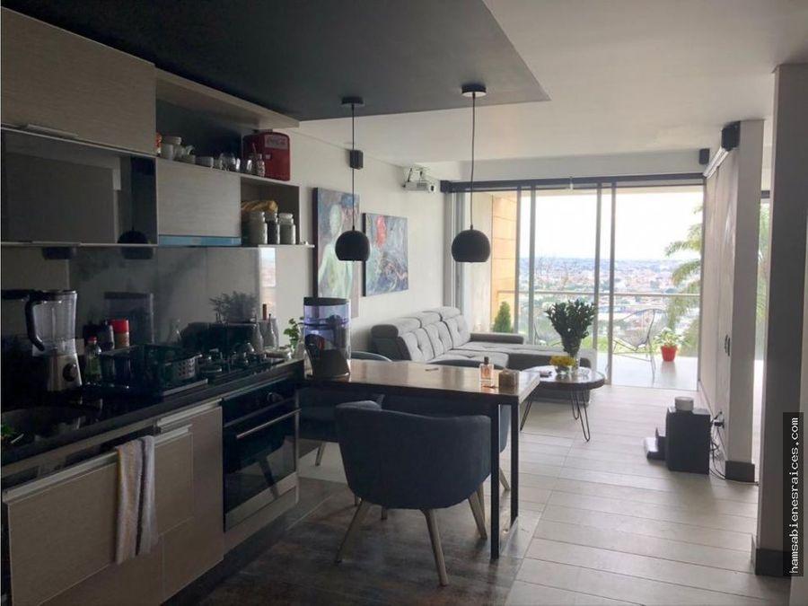 apartamento con vista panoramica santa isabel