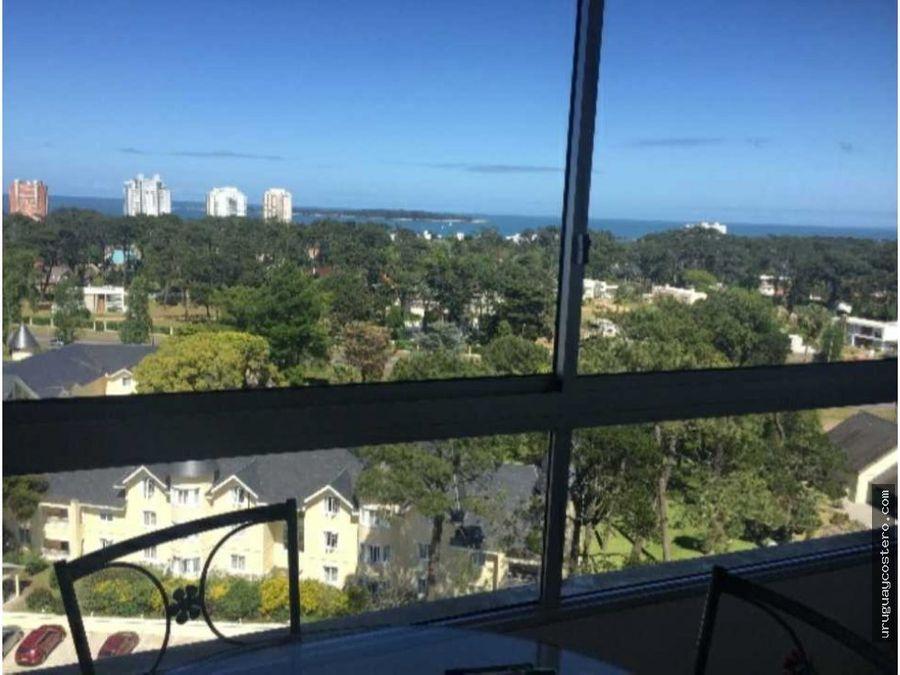 apartamento con vista panoramica a la peninsula la isla y pta ballena