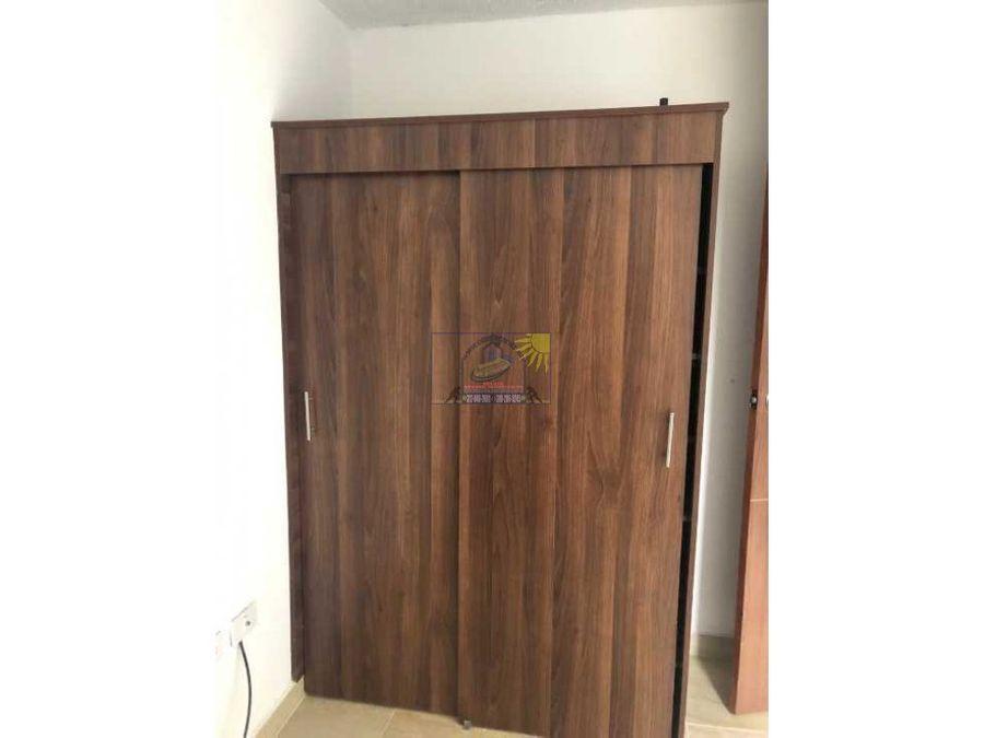 apartamento con ascensor y parqueadero en marinilla barrio los sauces