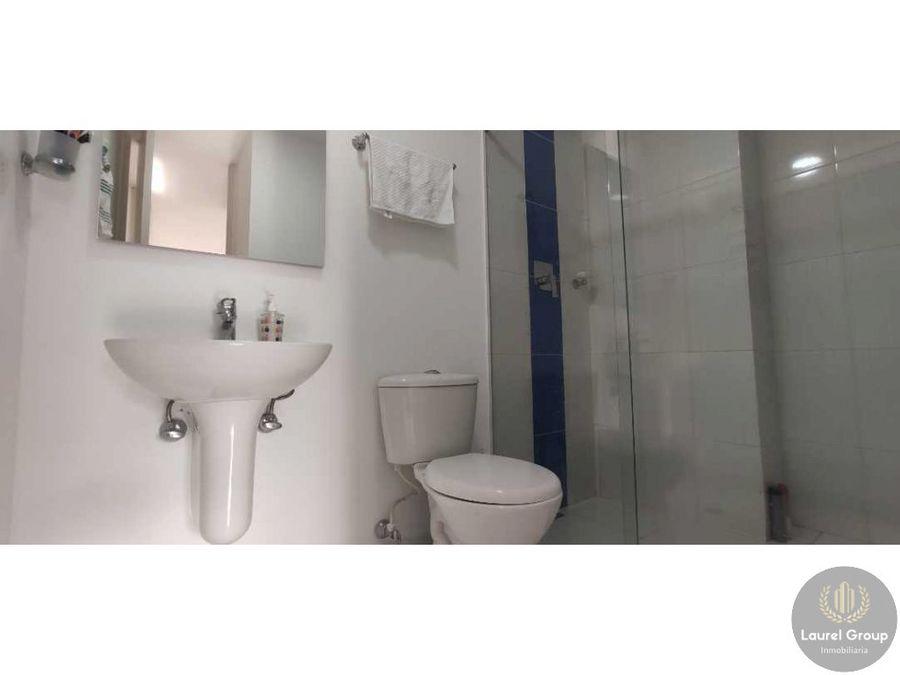 apartamento con excelente vista sector suramerica unidad completa