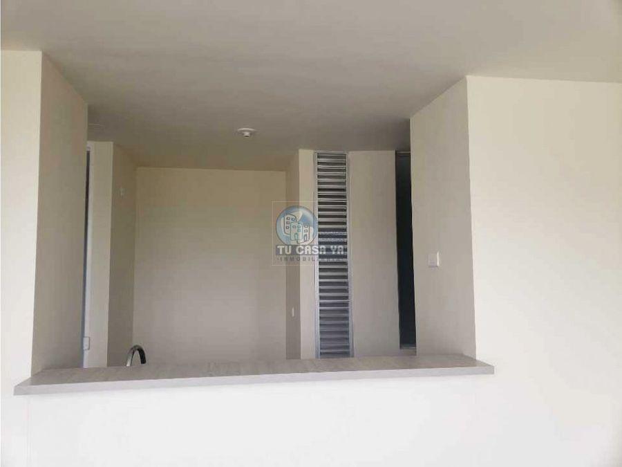 apartamento con hermosa vista conjunto residencial en av condina