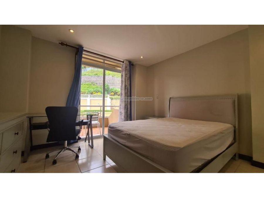apartamento con hermosa vista totalmente amoblado