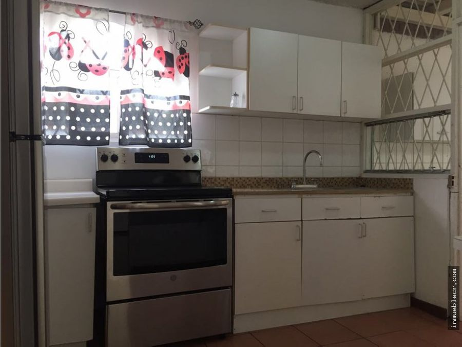 apartamento con linea blanca excelente ubicacion