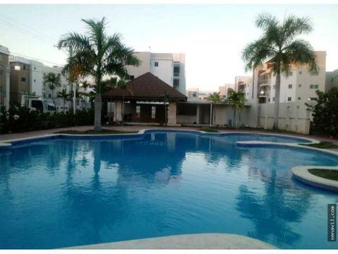 apartamento con piscina gurabo