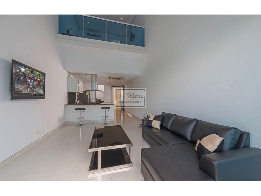 apartamento duplex castillogrande