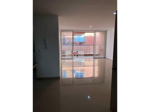 apartamento duplex en arriendo villa santos