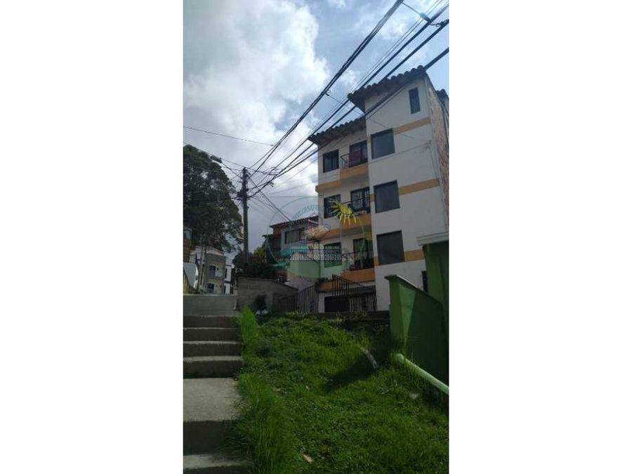 apartamento duplex en marinilla de 4to piso barrio maria auxiliadora