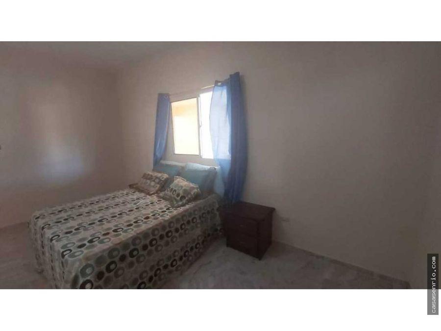 apartamento de dos habitaciones con ac en renta