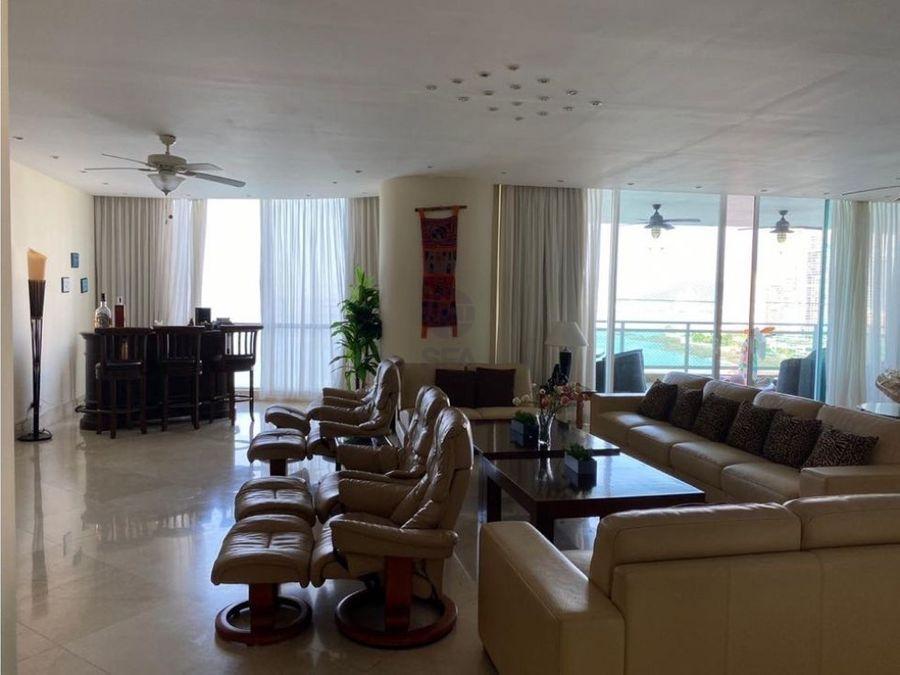 apartamento de lujo en venta en ph bahia pacifica