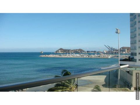 apartamento de lujo frente al mar santa marta 001