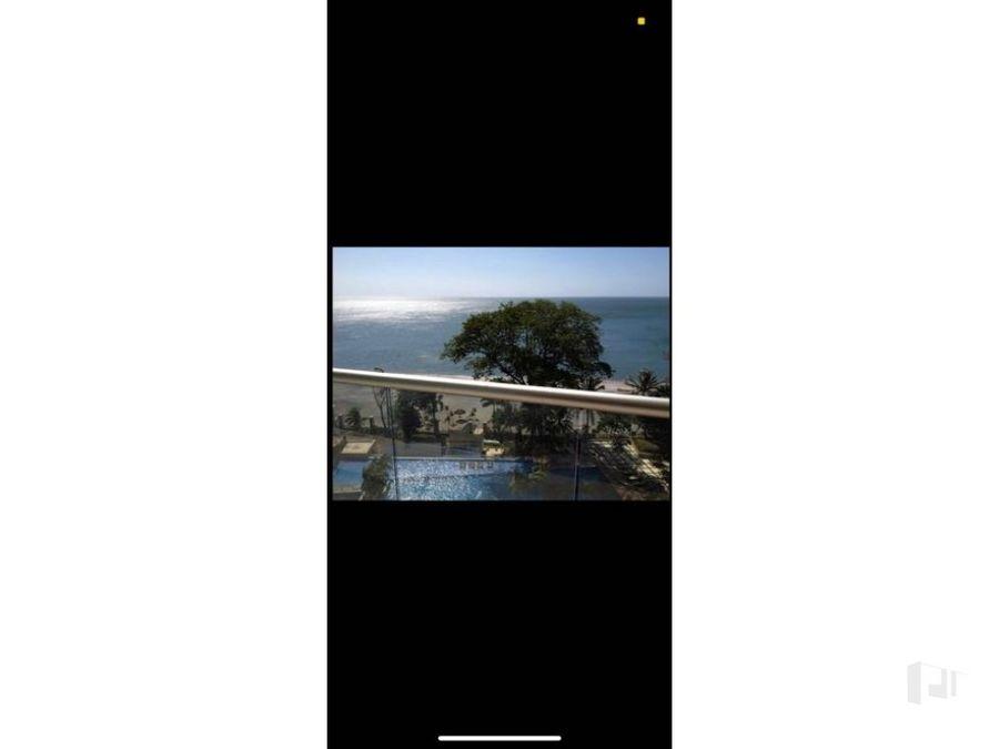 apartamento de playa en venta