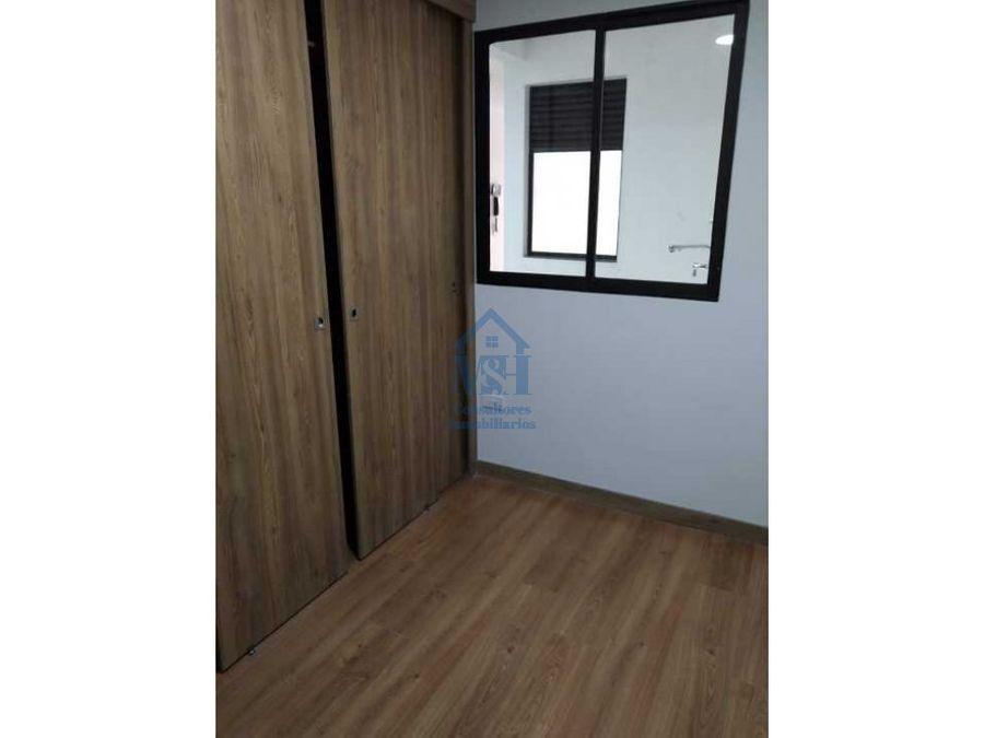 apartamento de primer piso en cabanitas bello