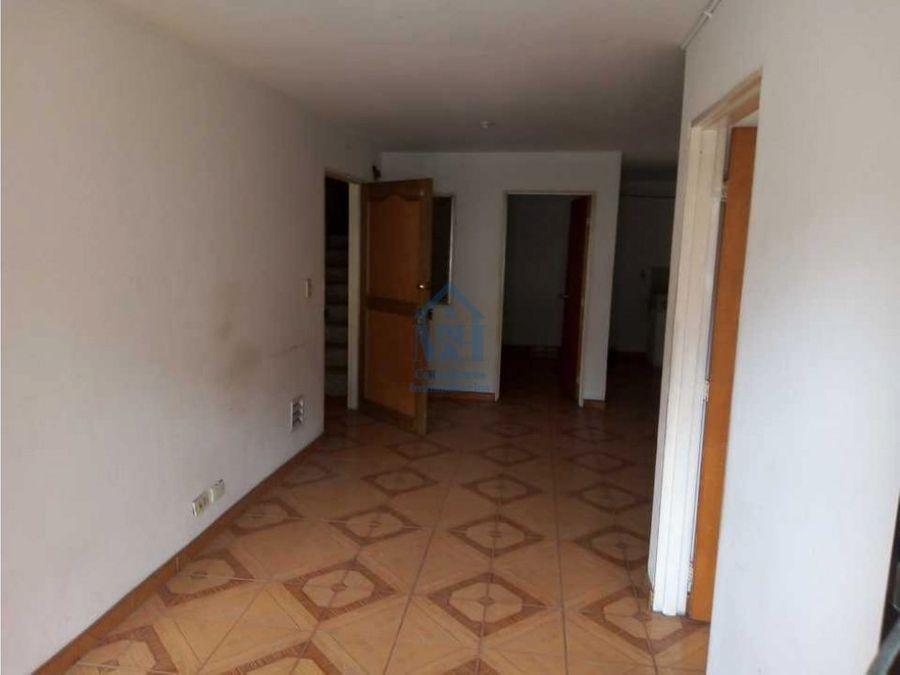 apartamento de segundo piso en venta 60m2 niquia bello antioquia