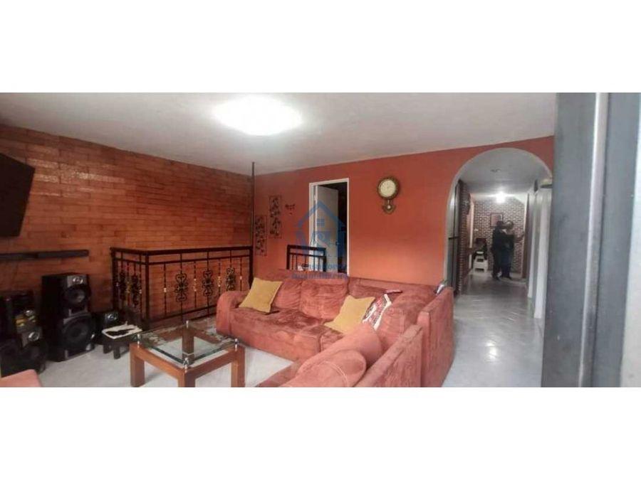 apartamento de segundo piso en venta castilla parte baja medellin