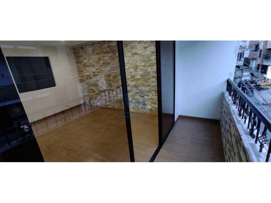 apartamento de tercer piso en cabanas bello antioquia