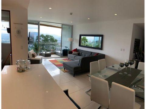 apartamento de tres habitaciones en escazu khd
