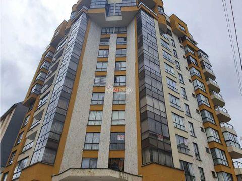 apartamento de 164 m2 remodelado de 3 alcobas fundadores
