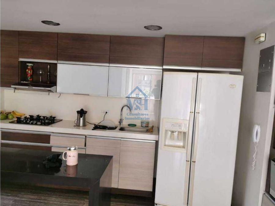 apartamento de 107 en venta castropol el poblado medellin antioquia
