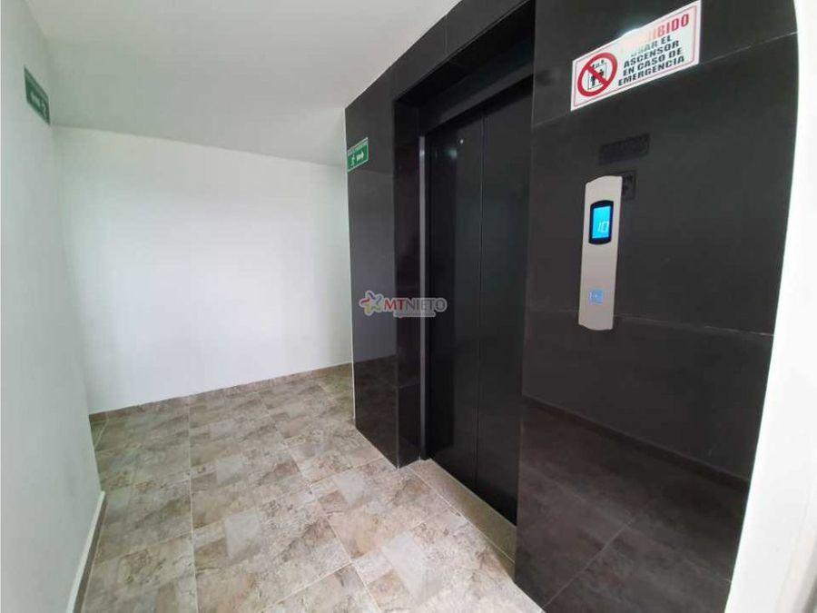 apartamento de 110 m2 de 2 alcobas av bolivar norte armenia