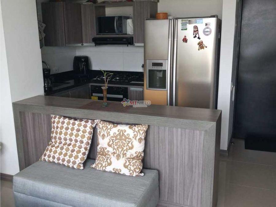 apartamento de 58 m2 de 2 alcobas av centenario