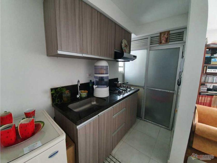 apartamento de 5451 m2 de 2 alcobas coliseo del cafe
