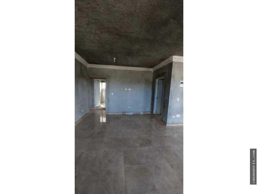 apartamento de 2 habitaciones sin muebles
