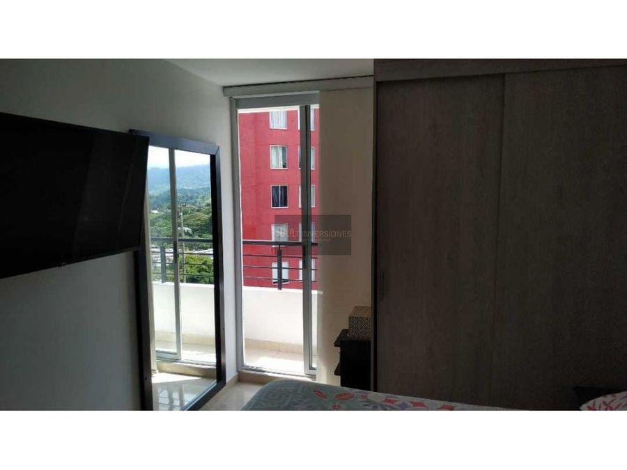 apartamento de 2 habitaciones al norte de armenia hermosa vista