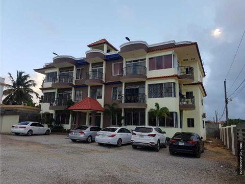 apartamento de 3 habitaciones en alquiler en nueva nagua