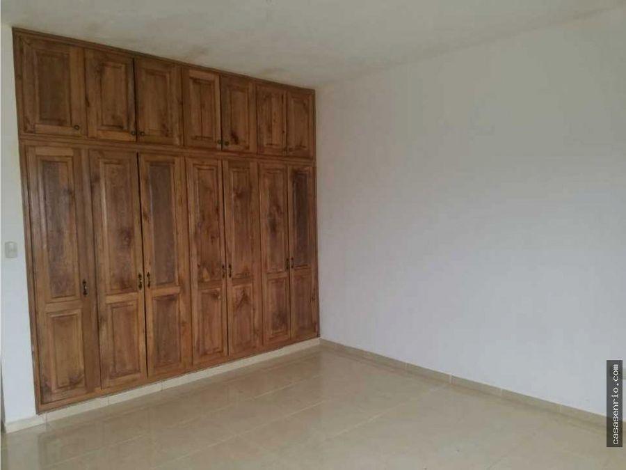 apartamento de 3 habitaciones en alquiler en nagua