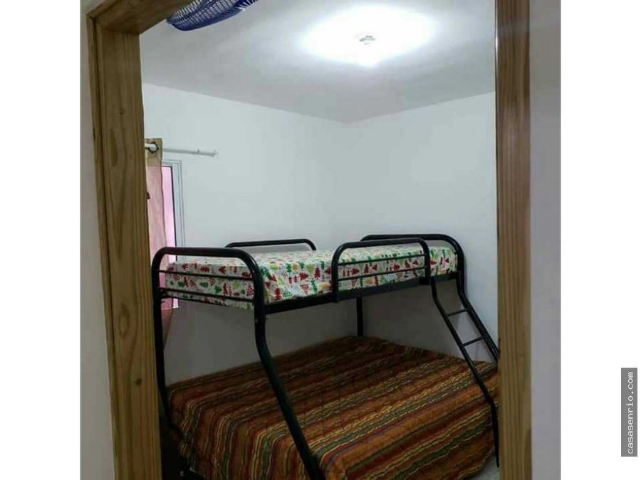 apartamento de 3h en renta en cabrers