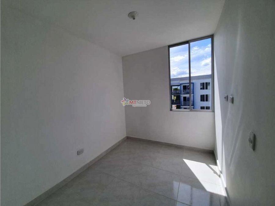 apartamento de 48 m2 de 3 alcobas la tebaida