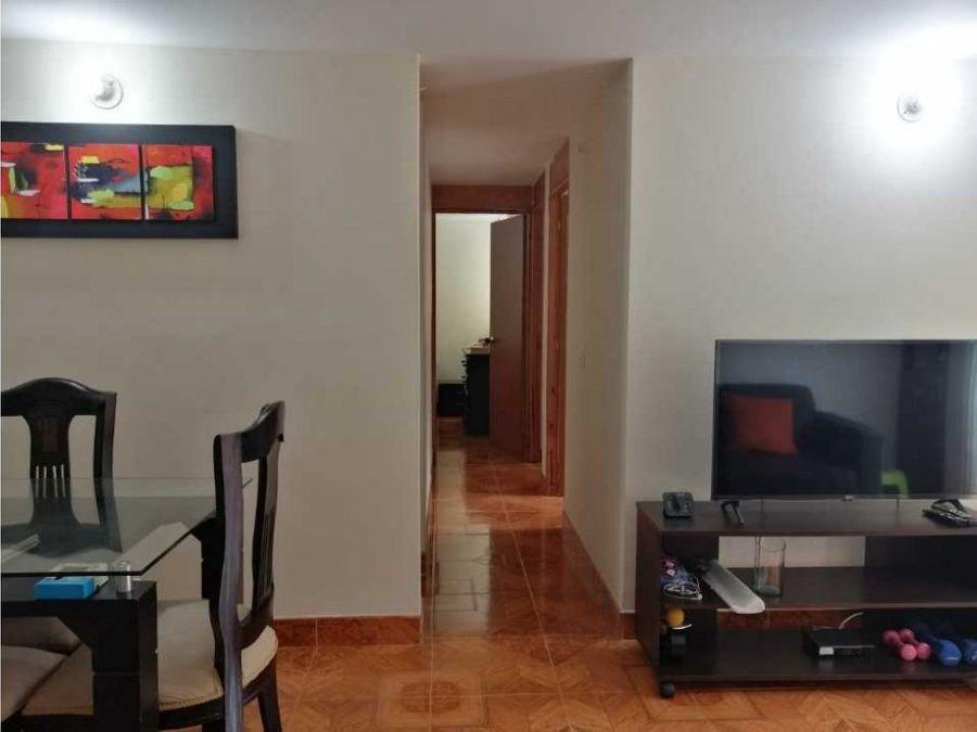 apartamento de 60 m2 en zona de riachuelos bello antioquia