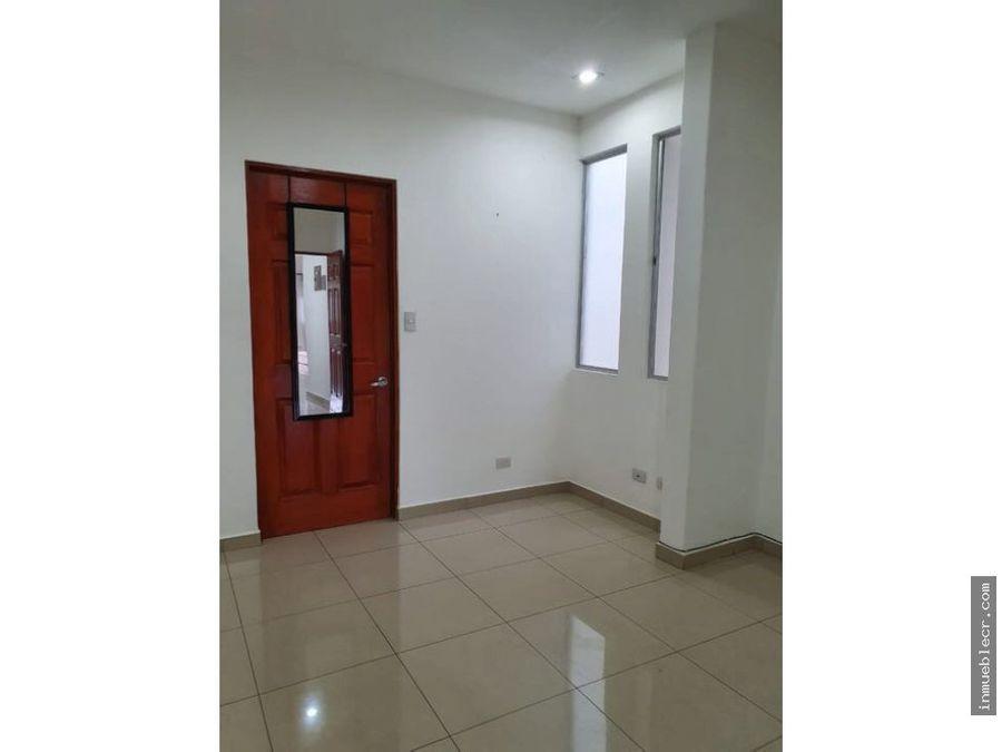 apartamento dos habitaciones