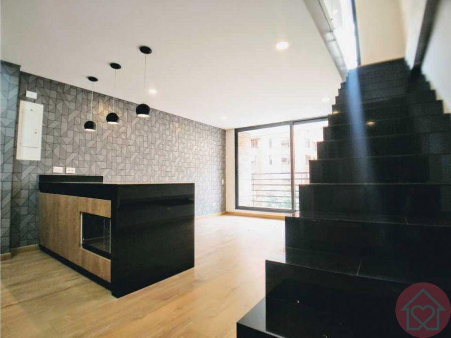 apartamento venta rosales duplex balcon bogota