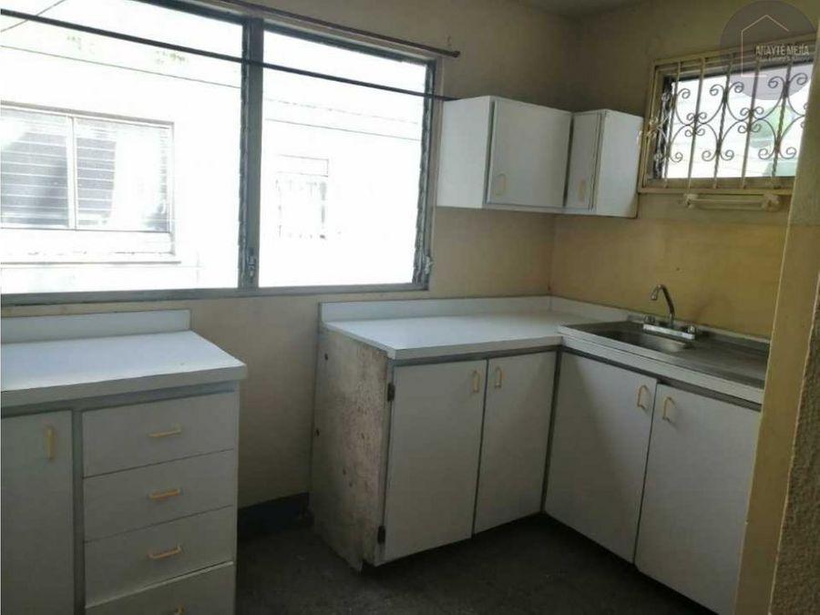 apartamento en nimajuyu zona 21