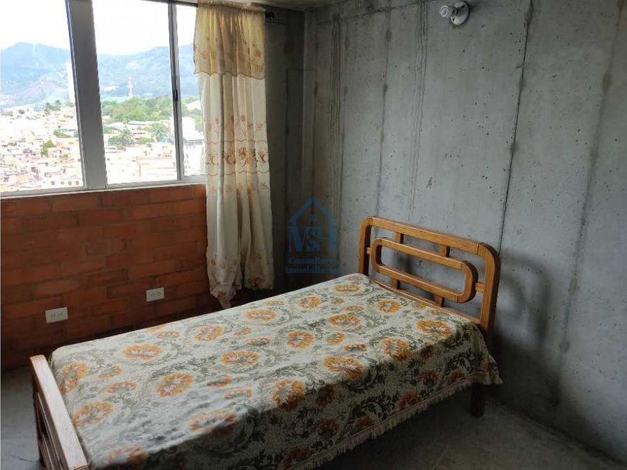 apartamento en obra gris en venta unidad trigales bello antioquia