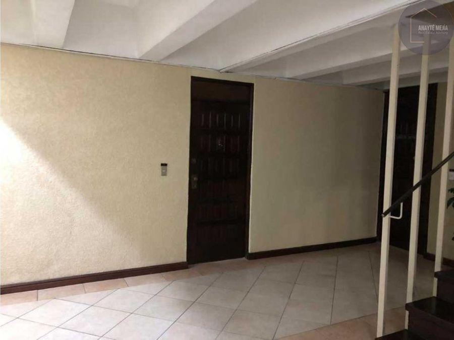 apartamento en renta edificio reforma obelisco