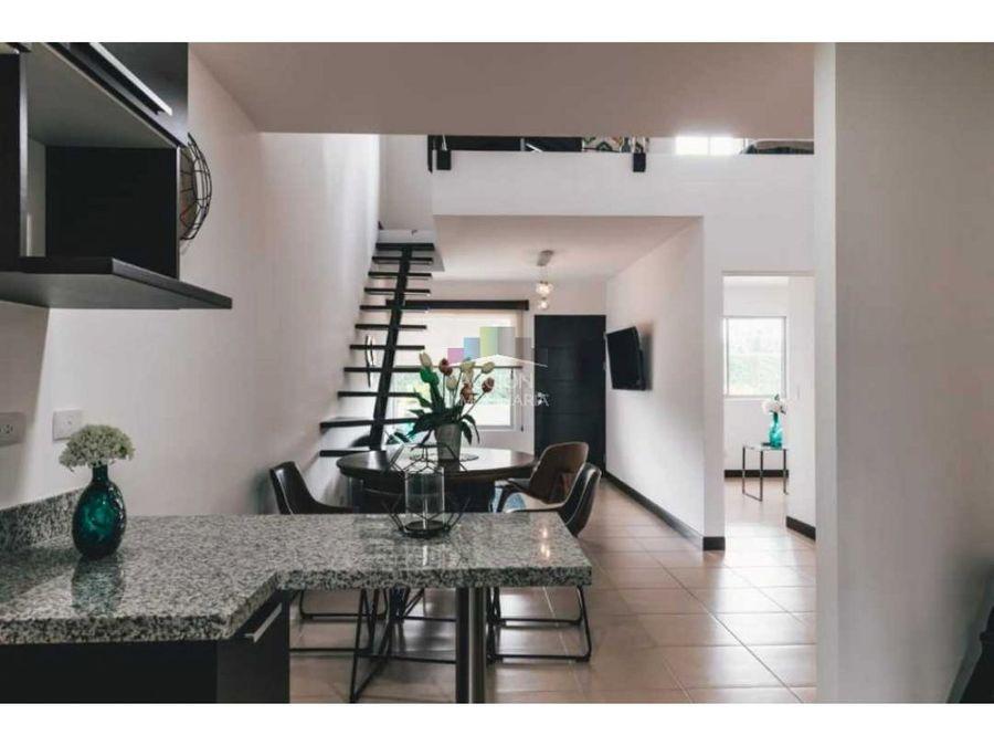 apartamento en alajuelita condominio nuevo