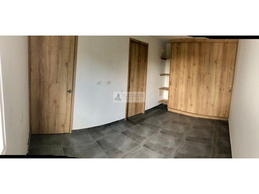 apartamento en arriendo en condominio en bochalema cali fd
