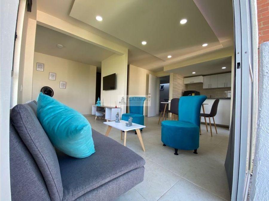 apartamento en alquiler en ciudad melendez valle del lili cali