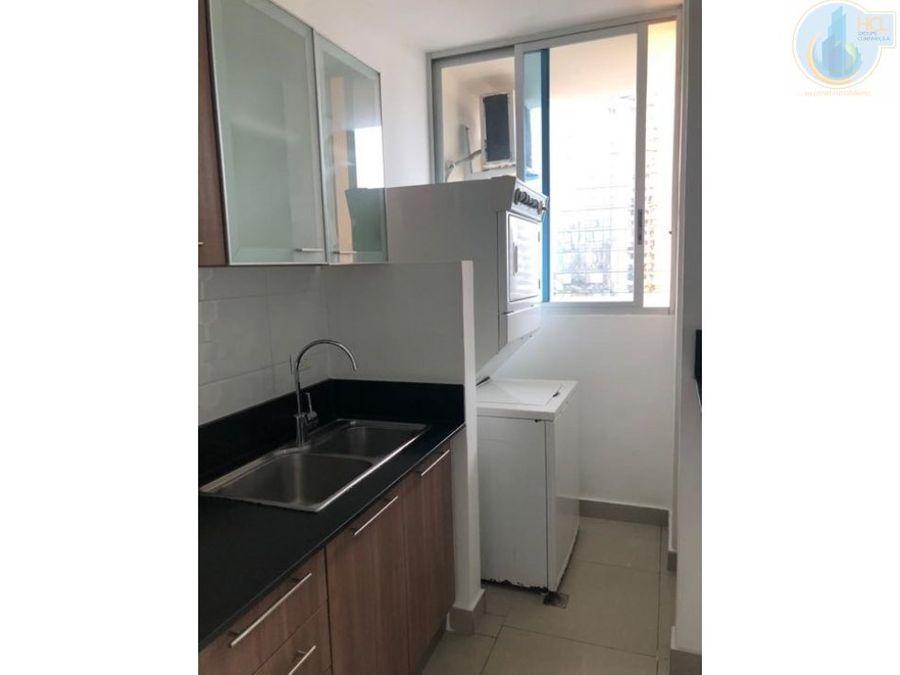 apartamento en alquiler en san francisco amoblado mb