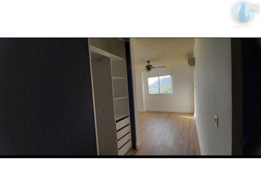 apartamento en altamira garden linea blanca